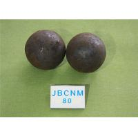 China Super Grinding-resisting Grinding Media Mining Balls for Ball Mill 80mm Dia wholesale