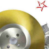 China Teeth Bimetal Band Skill Saw Blade , HSS Circular Saw Blade For Cutting Wood wholesale