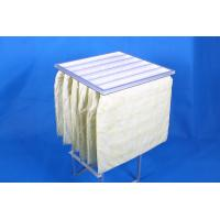 Buy cheap F8 Nonwoven Fabric Pocket Air Filter Industrial Dust Collector Bags 95% from wholesalers