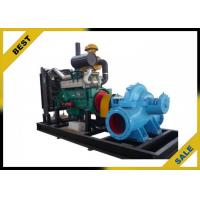 China Self Priming Industrial Slurry Diesel Water Pumps 760m³ / H, R6126 308kw Diesel Well Pump wholesale