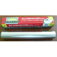 China Cable Aluminum Foil Roll Aluminum Foil Sheets 500-800mm Width on sale
