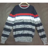 China Customer Mens Wool Sweaters , Autumn thin Wool Sweaters For Boys wholesale