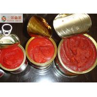 China Delicious Canned Tomato Paste wholesale