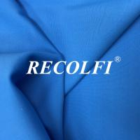 China Athletica Wear Knitted Recycled Mesh Fabric Rosset Ritex European Textile wholesale