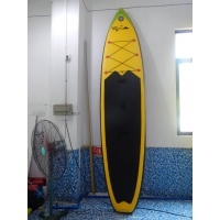China 12'6 SUP Inflatable Paddle Board For Surfing Yoga Touring wholesale