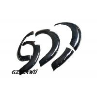 China Nissan Navara D23 Wheel Arch Flares , Np300 Fender Flares Nissan Frontier 4 Door wholesale