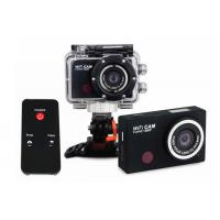 Quality Infrared Remote Control WIFI Full HD Action Camera with Rechargeable Battery for sale