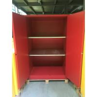 Quality Industrial Combustible Storage Cabinets For Paint / Chemical Liquid for sale
