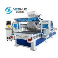 China High Precision CNC Wood Cutting Machine 1325 Cnc Router Machine With Double Tables wholesale