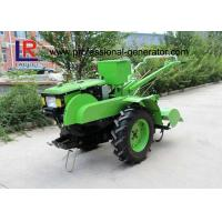 China Garden Farm Machine Water - cooled 8 HP - 18HP Hand Walking Agricultural Tractor wholesale