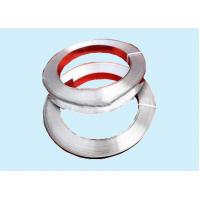 China Packing Tape Stainless Stell Packing Belt Hardness 180 wholesale