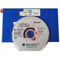 China 32bit OEM Windows 7 Operating System DVD Package For XP Users wholesale