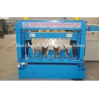 China Automatic Floor Deck Roll Forming Machine wholesale