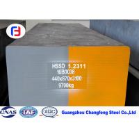China Forged P20 / 1.2311 Tool Steel Prehardening Mechanical Property Homogeneous Structure wholesale