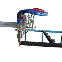 Quality Portable Type Plasma Flame Cutting Machine with 1500*2500mm Working Area for sale