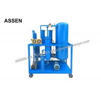 China High Quality Components type Vacuum Hydraulic Oil Filtration Plant,Lube Oil Purifier Machine wholesale