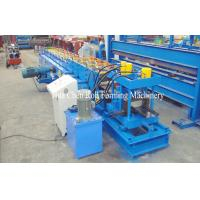 China C60-250 Automatically C Channel Machine Light C Purlin Roll Forming Machine wholesale