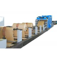 Quality Industrial Paper Bags Manufacturing Machine / Auto Machines for Making Paper for sale