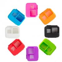 China Action cam accessories Gopro Hero 5 Accessories Skin Protective Frame Soft Case wholesale
