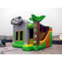 China Commercial Grade Blow Up Jump House With Hand Painting Available wholesale