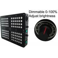 China Double Switches Dimmer Marijuana Grow Lights 288w 300w For Commercial Grower Indoor Growing System wholesale