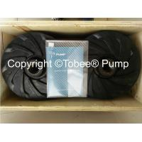 China Tobee™ China AHR Slurry Pump Rubber Spares on sale