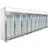 Buy cheap Green&Health mobile commercial shop glass door drink display fridge refrigerator cooler from wholesalers