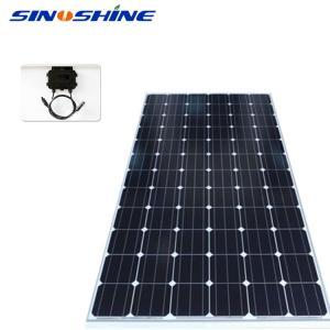 Quality 250w 260w 270w 275w 280w 285w 290w 295w 12v high efficiency industrial mono for sale