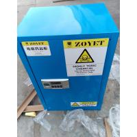 China Acid Corrosive Storage Cabinets / Safety Storage Cabinets 90 gallon lab farmer use wholesale