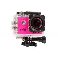 China Pink 1.5 Inch WIFI Full HD 1080P Underwater Sports Camera / DV Drift Action Cameras wholesale