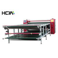 China Roller Sublimation Heat Transfer Machine For t Shirts Digital High Efficiency wholesale
