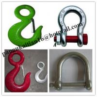 China Safety Pin Anchor&Chain Shackle,Heavy shackle& shackle&chain wholesale