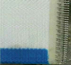 China Sludge Dewatering Conveyor Dryer Belt , Waste Water Treatment Screen wholesale