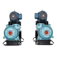 China Type AH, HH slurry pump in cantilevered horizontal / single stage centrifugal pump wholesale
