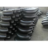 China ASTM A234 WP5 / WP9 But Weld Fittings , ELBOW  TEE  ASTM A234 WP11 / WP12 / WP22 / WP91 wholesale