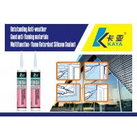 Quality Premium Fireproof Silicone Sealant One - Component For Construction for sale
