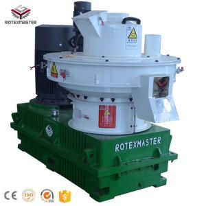 China Hot Selling CE Certificate Manufacturer Supplier 2-2.5ton/h coconut fiber pellet mill on sale