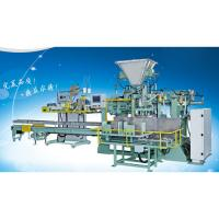 China Coal / Gravel / Potato Sealing Weighing Auto Bagging Machines 30-60bag/min wholesale