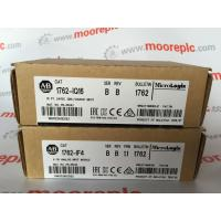 China 1769-OB16 Allen Bradley Modules I/O OUTPUT DIGITAL 16POINT MODULE SOURCING 24VDC wholesale