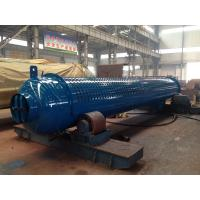Silver oil fired boiler mud drum SGS certification manufacturer