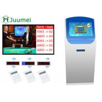 China Touch Screen Ticket Dispenser Machine Automatic Ticket Machine For Bank Hospital on sale
