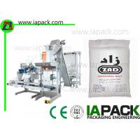 China Granule Open Mouth Automatic Sand Bagging Machine Bag Filling Scales on sale