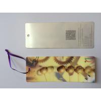 China Full Color Offset Printing Personalized Bookmarks For Students , Pop 3d Bookmarks wholesale
