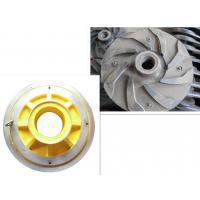 China High Chrome Casting Sand Slurry Pump Impeller Centrifugal For Industrial wholesale