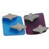 China High Quality Abrasive Grinding Tools Redi Lock Quick Change Grinder Plate Metal Bond Grinding Pad wholesale