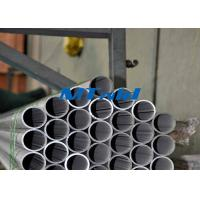 China Welded ERW Stainless Steel Tubing ASTM A789 / SA789 Welding Round Tube 300 Series wholesale