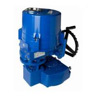 China Two Types Operation Electric Rotary Actuator For Liquid Solid Gas CE Approved wholesale