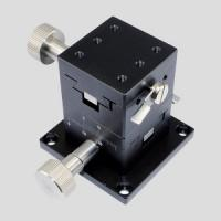 China DY21-44CT XY axis Dovetail Guide Linear Stages  ,Positioning Stage, Translation Stage,40x40mm wholesale