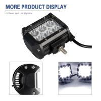 Quality 4 Inch 18W 6 Cree LED Work Cube Light Bar Spot Beam Offroad Driving Fog Light for sale