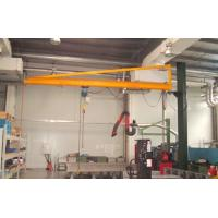 China Wall Mounted Jib Crane with 180 Degree Rotation Cantilever for Workshop handling and Lifting wholesale